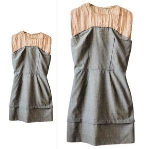 BALENCIAGA Silk/Wool Beautiful Dress